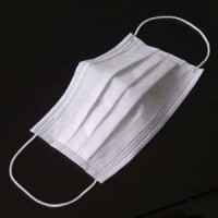 Tek Kullanımlık 3 Katlı Lastikli Cerrahi Yüz Maskesi (50)'Lİ PAKET
