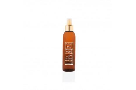 Dermokil Sıvı Saç Kremi 3'lü Bakım Kürü 200 ml