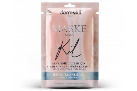 Dermokil Special Siyah Nokta ve Sivilcelere Karşı Maske 15 ml