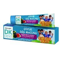 DK Dent Rafadan Tayfa Orman Meyve Aromalı Vegan Çocuk Diş Macunu 50 ML