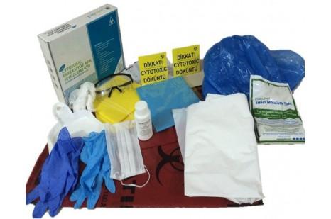 Sitotoksik Enfeksiyöz Atık Temizlik Kiti