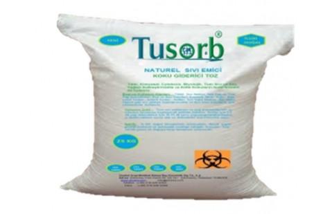 Yağ Emici Toz Absorban (25 kg) Çuval