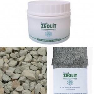 Zeolit Cilt Maskesi & Radyasyon Taşları