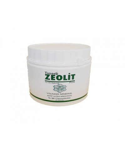 Zeolit / Klinoptilolit Mikronize Toz 10.mikron
